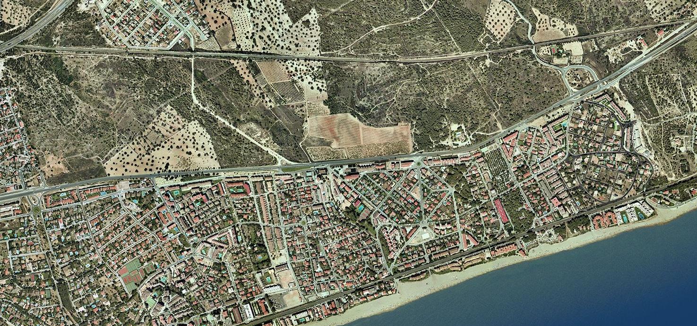 roc de sant gaiet'a, tarragona, soc una roc soc una i-i-illa, antes, urbanismo, planeamiento, urbano, desastre, urbanístico, construcción