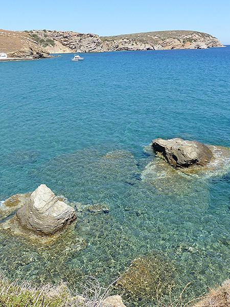 la mer à Moutsouna