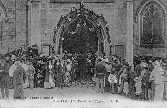 Patrimoine St-Vincent de Floirac