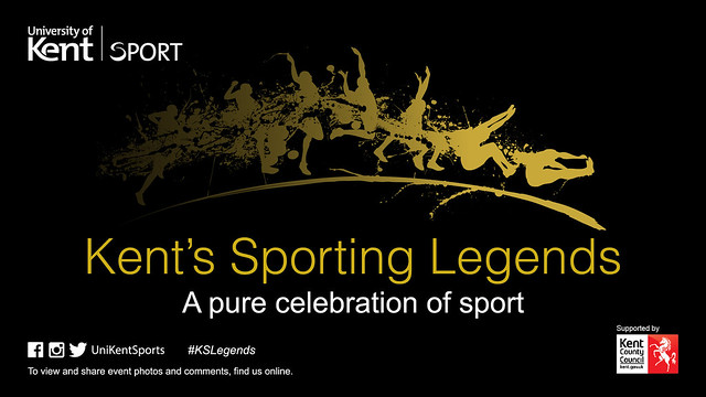 Kent's Sporting Legends 2016