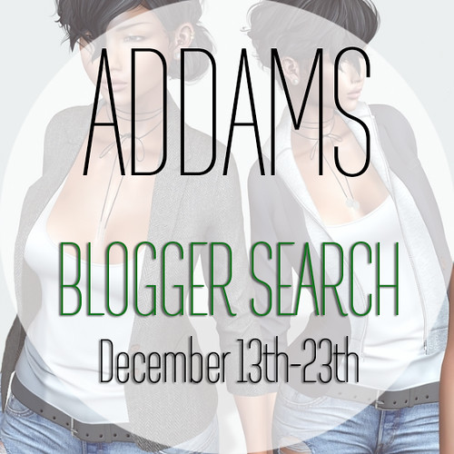 Addams Blogger Group