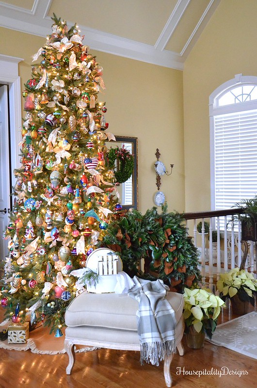 Christmas Tree 2016 - Housepitality Designs