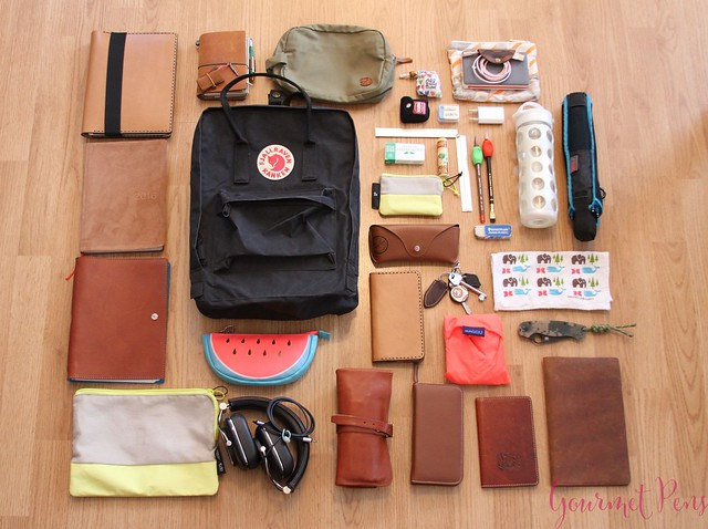 Review Fjällräven Kånken Backpack @BureauDirect @Fjallraven_Swe 12
