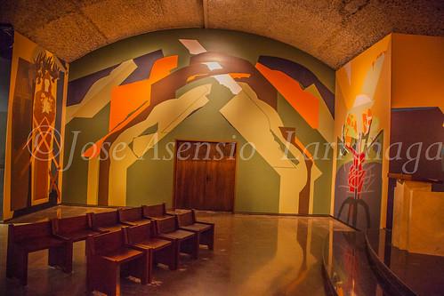 Santuario de Arantzazu #DePaseoConLarri #Flickr -2943