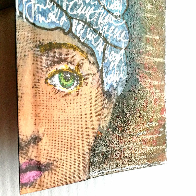 fantasy dream world ATC