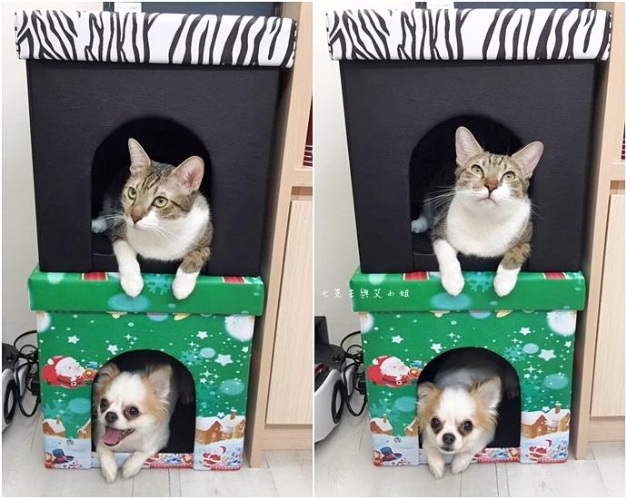 1 isufu舒福家居 寵物窩 收納椅凳