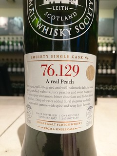 SMWS 76.129 - A real Peach