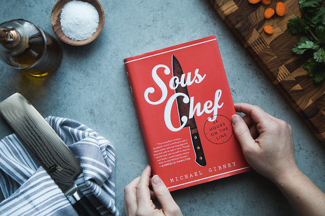 Sous Chef, by Michael Gibney | Will Cook For Friends