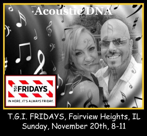 Acoustic DNA 11-20-16
