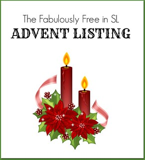 2016 Advent List