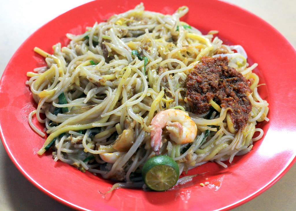 Yang Zhou Fried Hokkien Mee