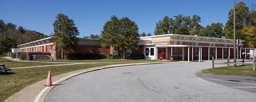 Hendersonville Elementary School - 1