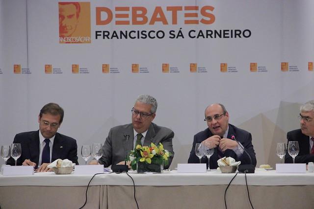 Conferência Instituto Francisco Sá Carneiro