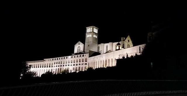 Giovani verso Assisi 2016