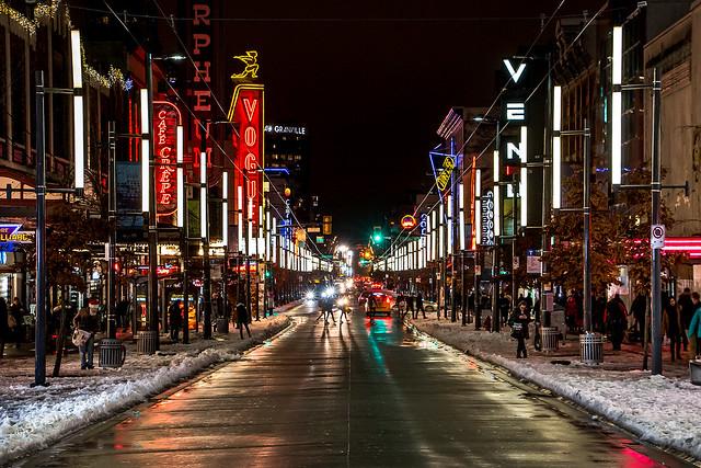 Granville Glam - Vancouver, BC