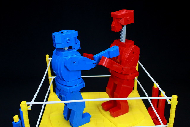 LEGO Rock'em Sock'em Robots 4