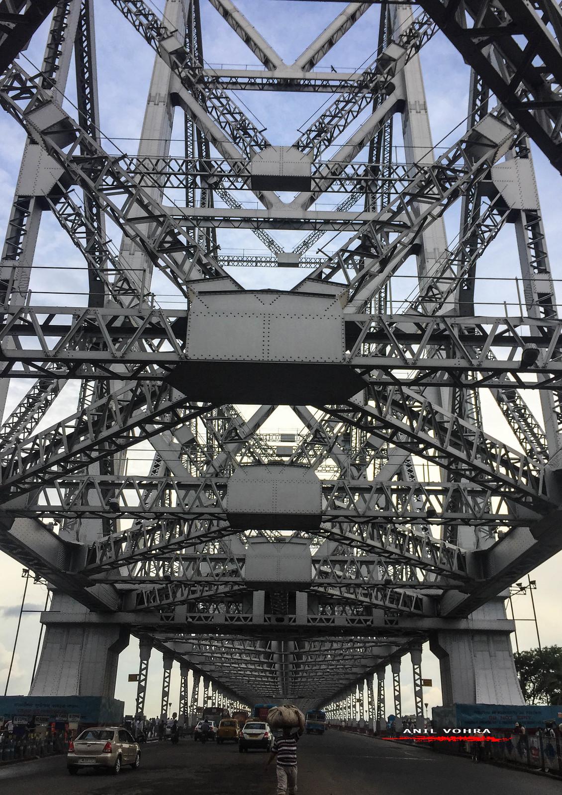 Howrah Bridge Anil Vohra
