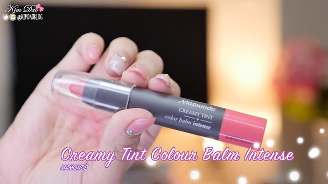 Mamonde Creamy Tint Color Balm Intense Kim Dao