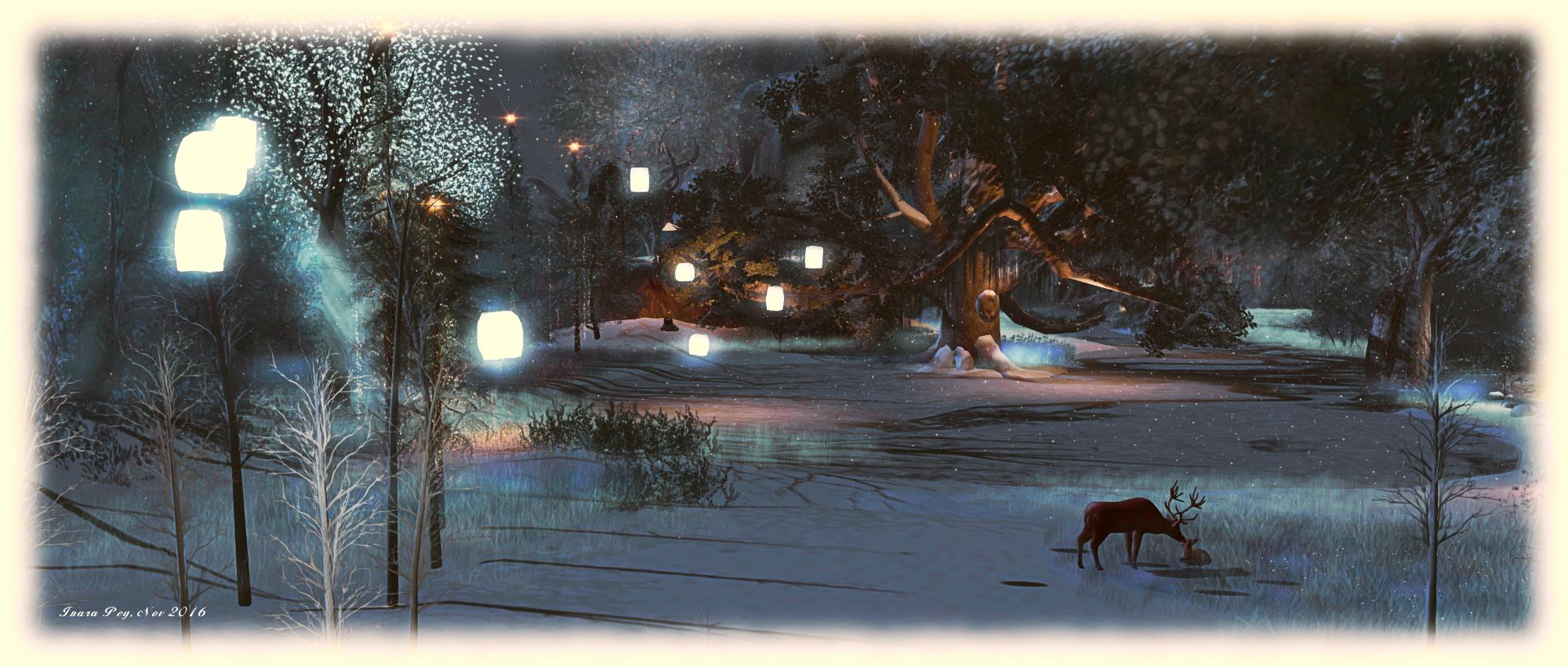 Telrunya Winter; Inara Pey, November 2016, on Flickr