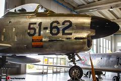 MM55-4868 51-62 - 221-108 - Italian Air Force - North American FIAT F-86K Sabre - Italian Air Force Museum Vigna di Valle, Italy - 160614 - Steven Gray - IMG_0736_HDR