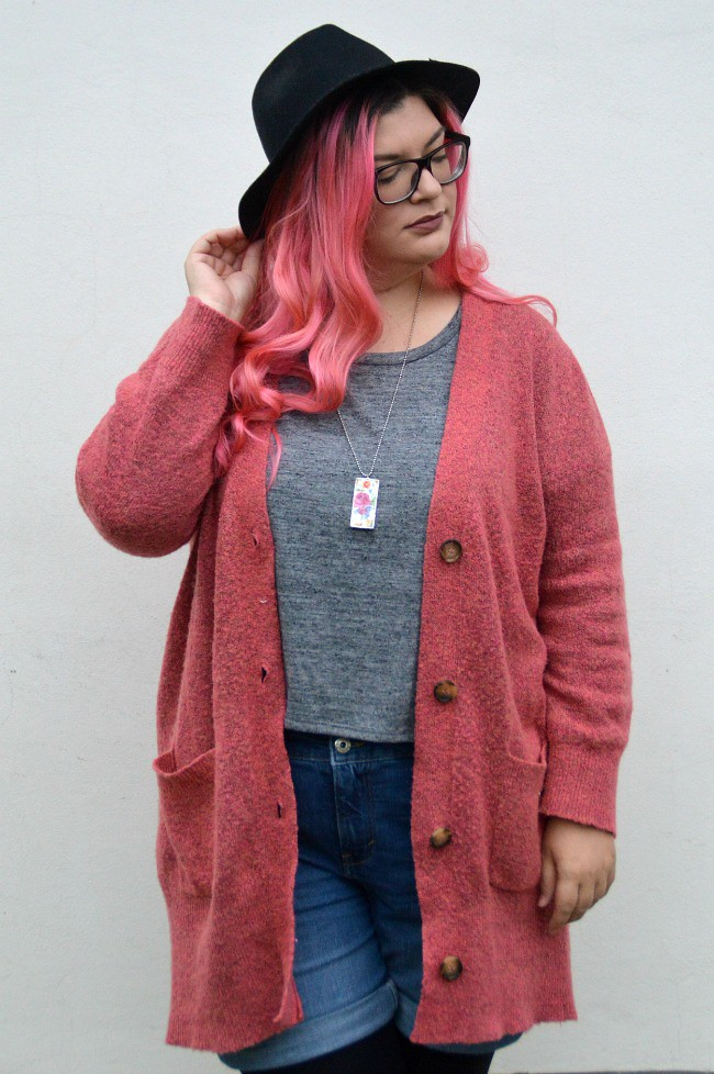 Plus size hipster outfit (3)
