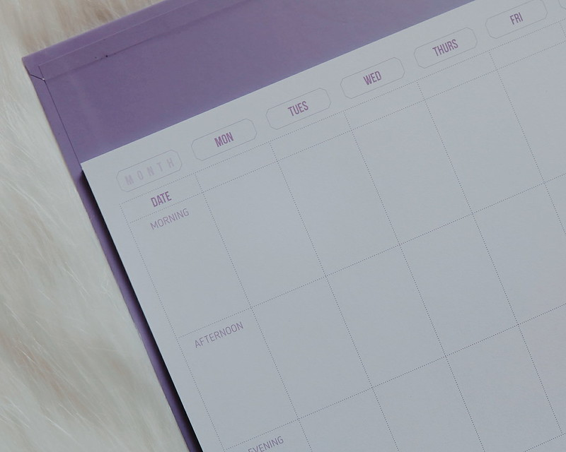 Belle De Jour Planners 2017