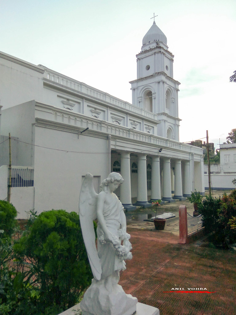 Armenian church, Chinsurah