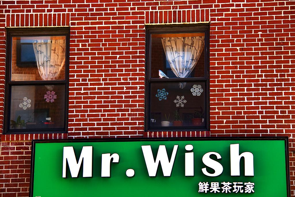 Mr Wish--Chinatown