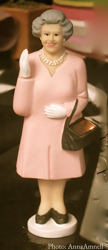 kuningattaren käsilaukku