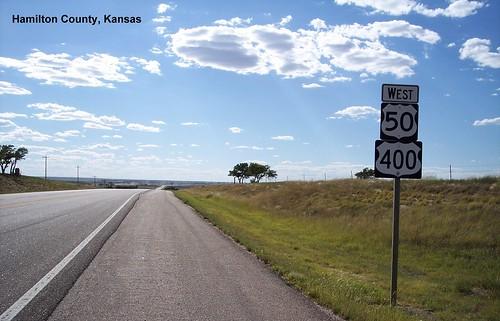 Hamilton County KS