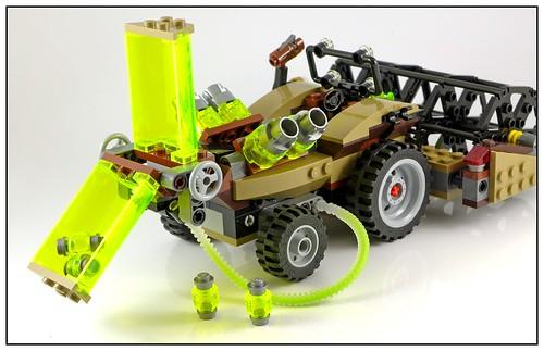 LEGO SuperHeroes DC Comics 76054 Batman Scarecrow Harvest of Fear 15