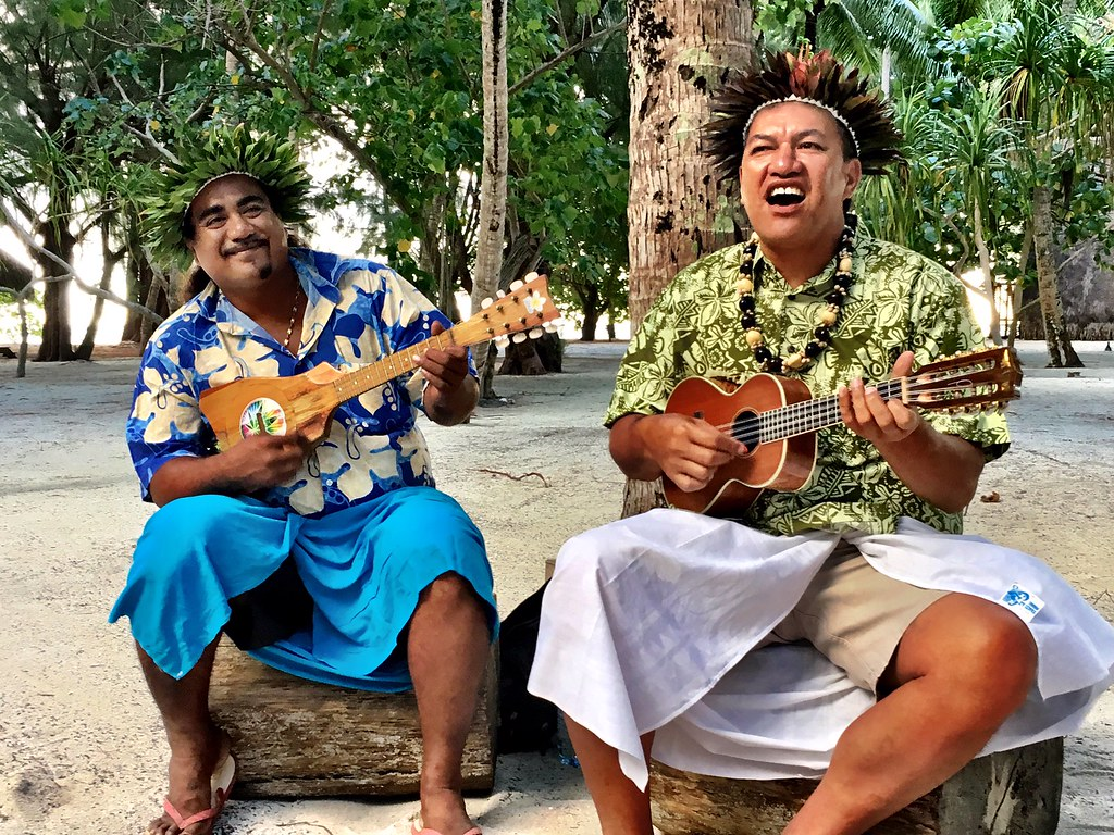 Five Random First Thoughts About Tahiti