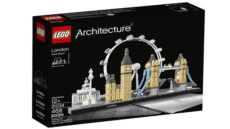 LEGO Architecture 2017 - London (21034)