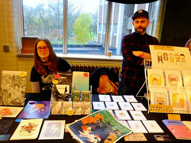 Edinburgh Comic Art Festival 2016 014