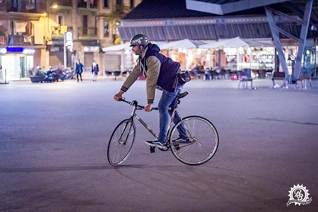 Barceloneta Bikes X Torre Baró