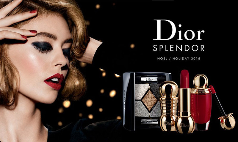 Dior Makeup Holiday 2016 Splendor Collection