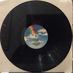 THE CRUSADERS:FREE AS THE WIND(RECORD SIDE-A)