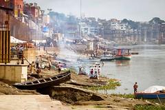 Varanasi, India, 2012