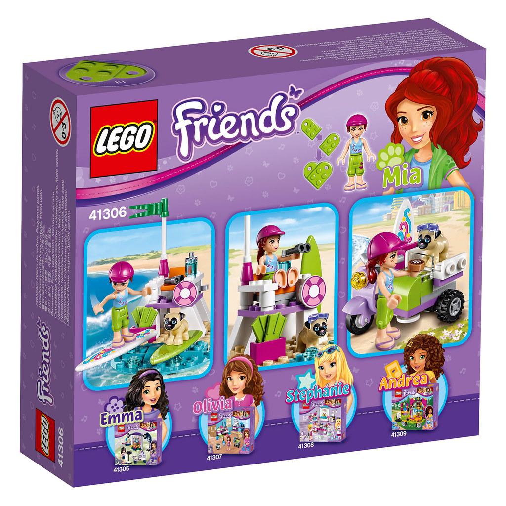 LEGO Friends Mia's Beach Bike (41306)