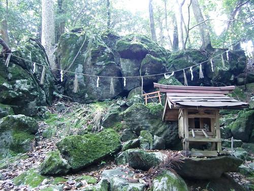 岩室稲荷神社奥の院