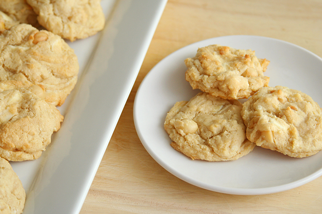 white chocolate macadamia nut cookies 5