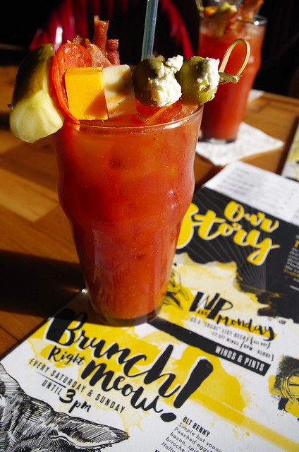 HopCat Brunch