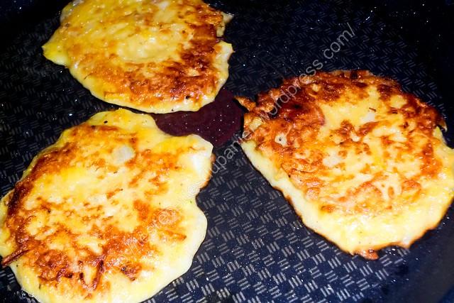 Galettes à la courge / Squash Pancakes