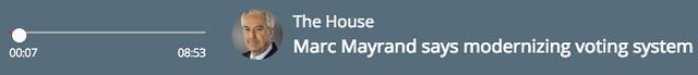 Mark Mayrand 30-Sept-2016 modernizing voting system