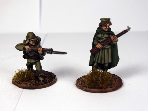 Bolt Action - Sonderminiaturen