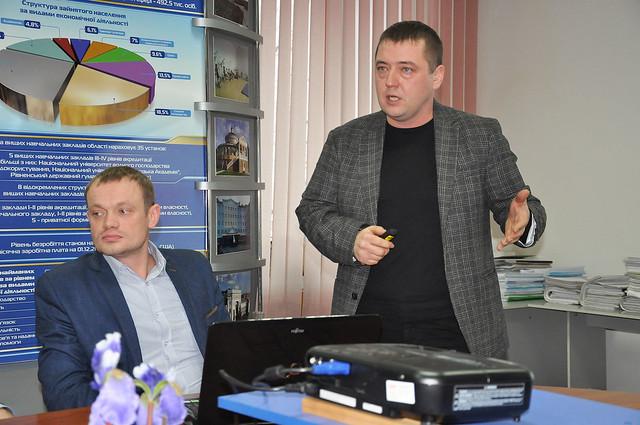 Група консультантів субпроекту Рівненщини прозвітували перед громадськістю та ЗМІ