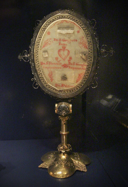 Reliquary-monstrance - 1230-40