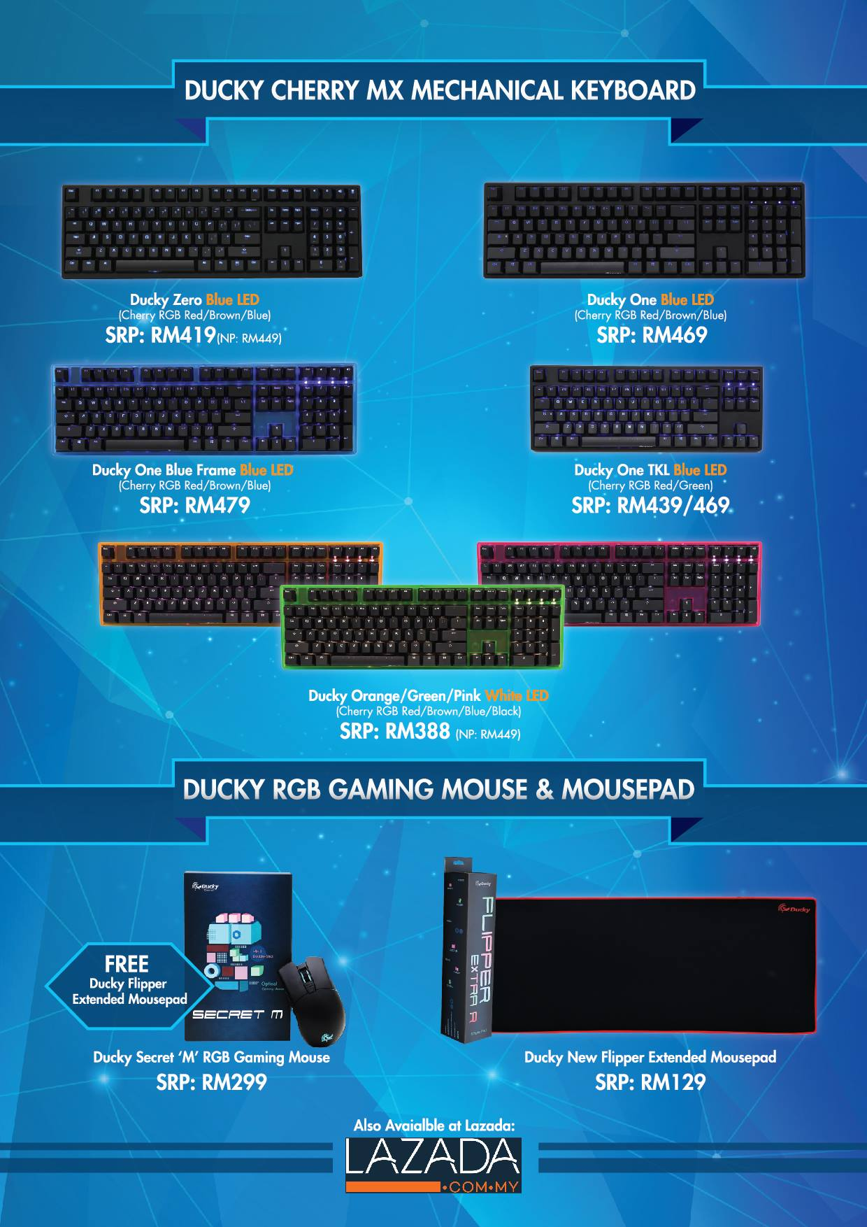 Wts Cherry Ducky Deck Filco Mechanical K B One Tkl White Rgb Mx Brown Imghttps C7staticflickrcom 6 5607 31118785870 4866032b4e O