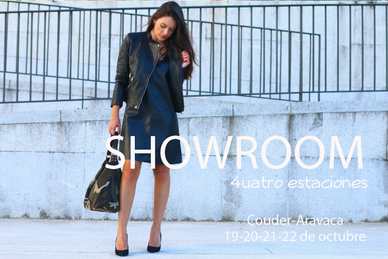Showroom 4uatro estaciones Madrid Otoño 2016