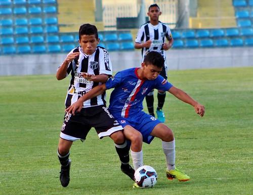 Estação 1 x 1 Ceará - 27/10/2016 - Campeonato Cearense Sub-13
